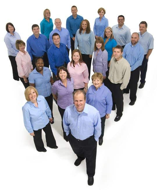 Copier Rental and Copier Repair Service Team